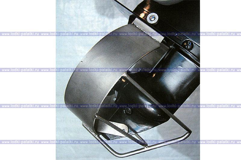 Защита редуктора лодочного мотора 169