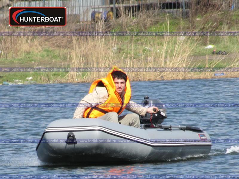 тех характеристики лодки хантер 320