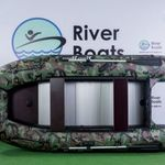 Лодка ПВХ RiverBoats  RB-330AL